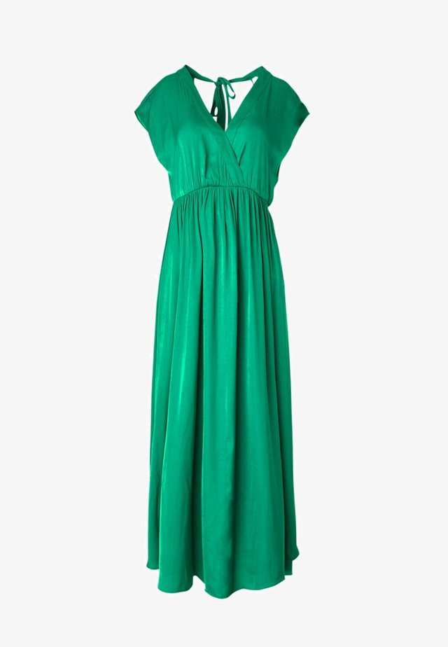 Robe longue - vert