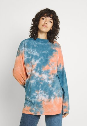 TIE DYE TEE - Long sleeved top - cotton candy
