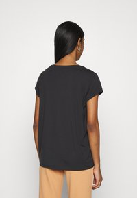 ONLY - ONLBRIELLE GRACE BLING BOX - Print T-shirt - phantom/silver - 2