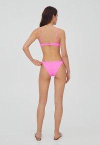 PULL&BEAR - Bikini bottoms - pink - 2