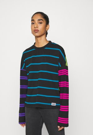 PANIC TEE - Long sleeved top - multi-coloured