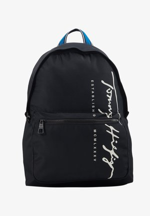 SIGNATURE BACKPACK - Ryggsekk - black