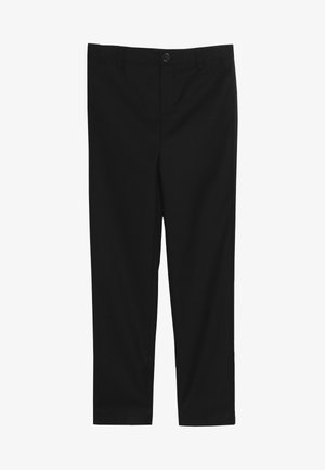 OSCAR SUIT PANT - Suit trousers - black