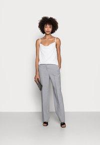 Esprit Collection - PAILETTEN TOP - Top - off white - 1