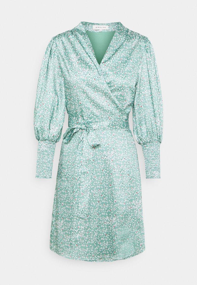 By Malina - HOPE DRESS - Korte jurk - mint