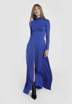STORM - Długa sukienka - blue