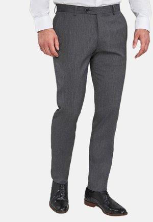 Puvunhousut - mottled grey