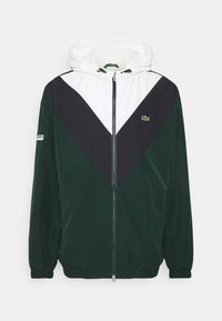 Lacoste - Summer jacket - sinople/abysm/flour - 5