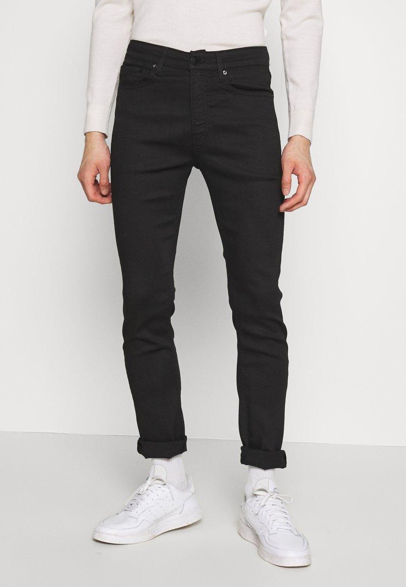 Calvin Klein Jeans - CKJ 016 SKINNY - Skinny džíny - black