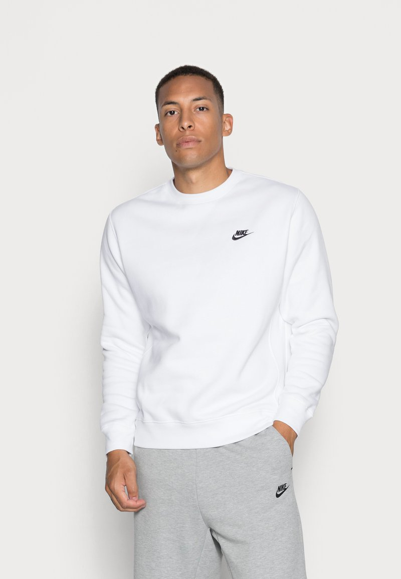 Nike Sportswear - Sweatshirts - white