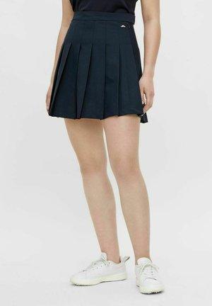 ADINA - Sports skirt - jl navy