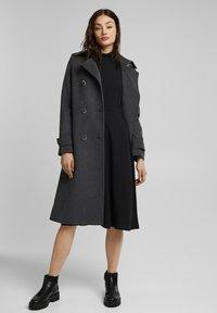 Esprit Collection - FASHION - Day dress - black - 1