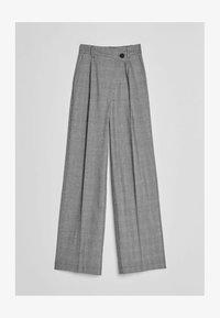 Bershka - Pantalon classique - grey - 4