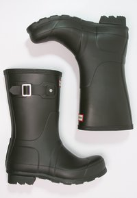 Hunter ORIGINAL - ORIGINAL SHORT - Wellies - dark olive - 1