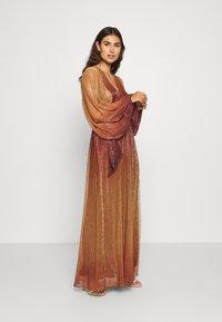 InWear - GIZELA DRESS - Suknia balowa - cayenne ombre - 1