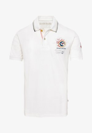 GANDY - Polo shirt - white