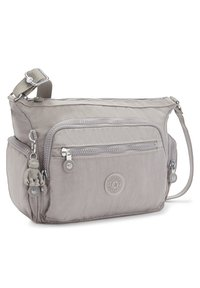 Kipling - GABBIE S - Across body bag - grey gris - 4