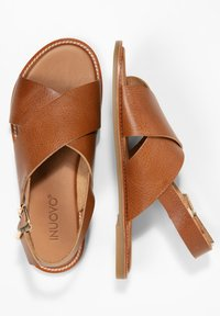 Inuovo - Sandals - mntrl cocconut ncc - 2