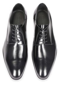 Kazar - APOLL - Šněrovací boty - Black - 3