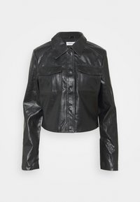 Glamorous Tall - JACKET  - Summer jacket - black - 0