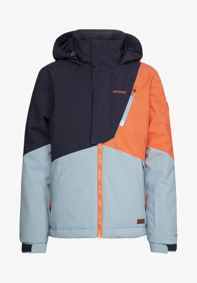 Snowboard jacket - space blue