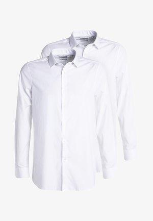 2 PACK - Formal shirt - white