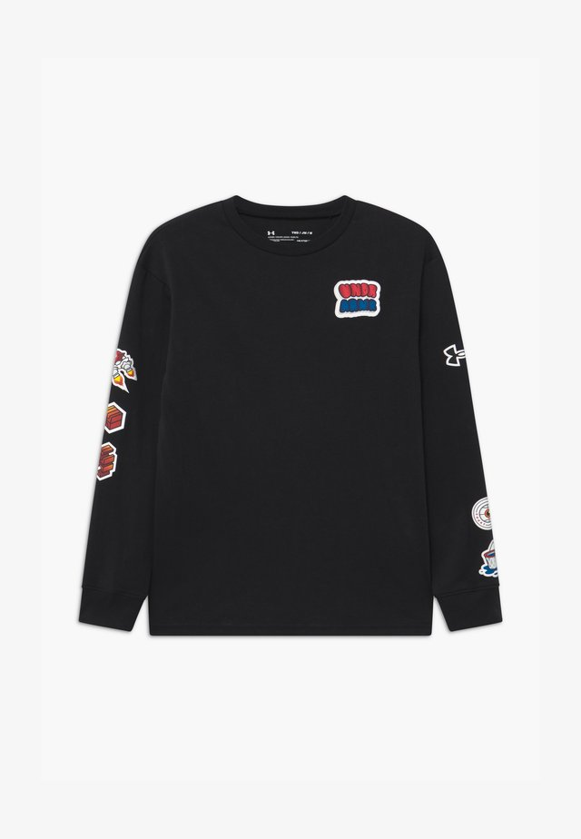 BOYS GRAPHIC  - Pitkähihainen paita - black