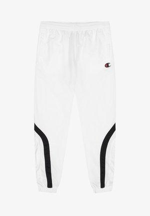 ROCHESTER - Verryttelyhousut - white/black/white