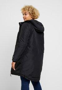 Vero Moda Curve - VMTROK EXPEDITION  - Winter coat - black - 3