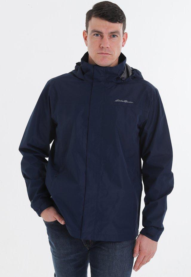 Outdoor jacket - mittelindigo