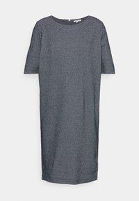 TOM TAILOR - DRESS - Jumper dress - navy/white - 0