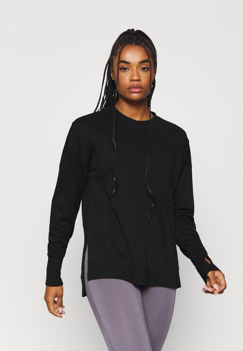 Sweaty Betty - AFTER CLASS  - Sweatshirt - black