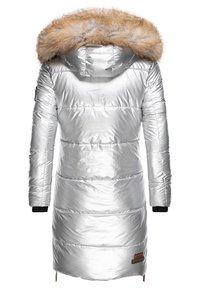 Navahoo - HALINA - Winter coat - silver - 2