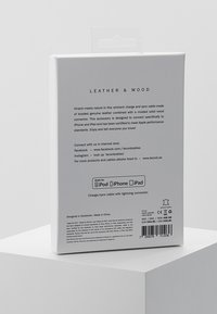 Le Cord - Cavo per ricarica - black/dark wood - 3