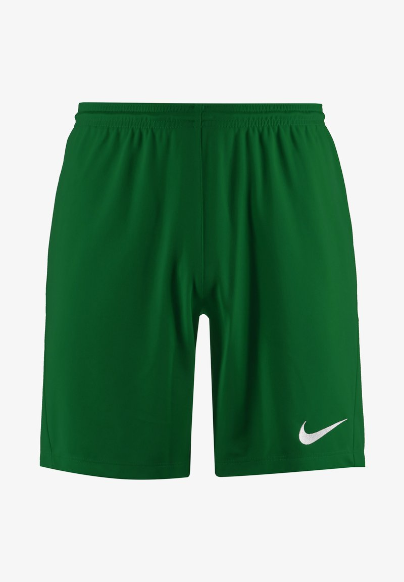 Nike Performance - DRY PARK III - Sports shorts - pine green / white