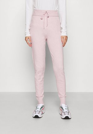 Tracksuit bottoms - pink