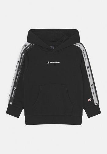 AMERICAN TAPE HOODED UNISEX - Sweatshirt - black