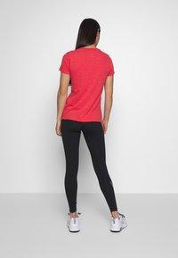 Nike Sportswear - Leggings - Hosen - black/white - 2