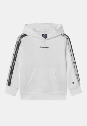 AMERICAN TAPE HOODED UNISEX - Sweater - white