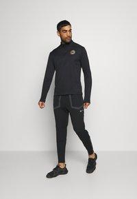Nike Performance - ELITE PANT  - Pantalones deportivos - black/smoke grey - 1