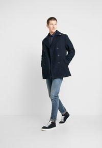 Lyle & Scott - PEACOAT - Short coat - dark navy - 1