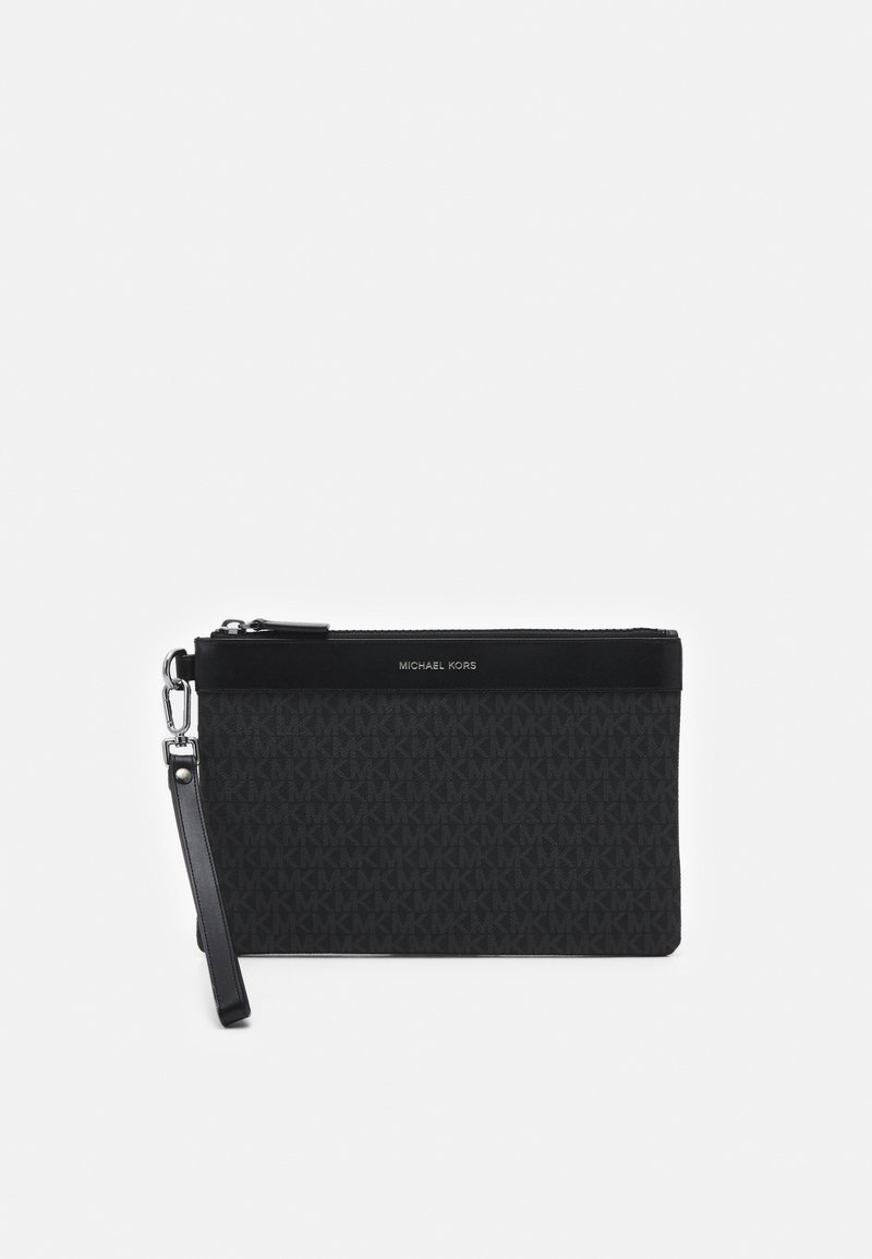 Michael Kors - TRAVEL POUCH UNISEX - Taška na laptop - black