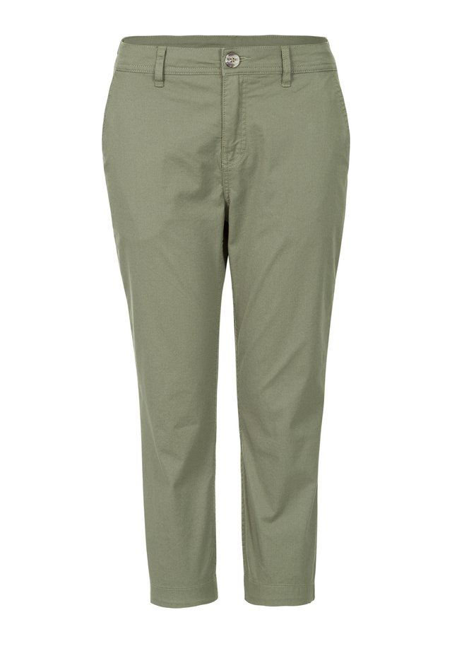 Broek - light olive