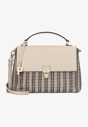 Handbag - linen