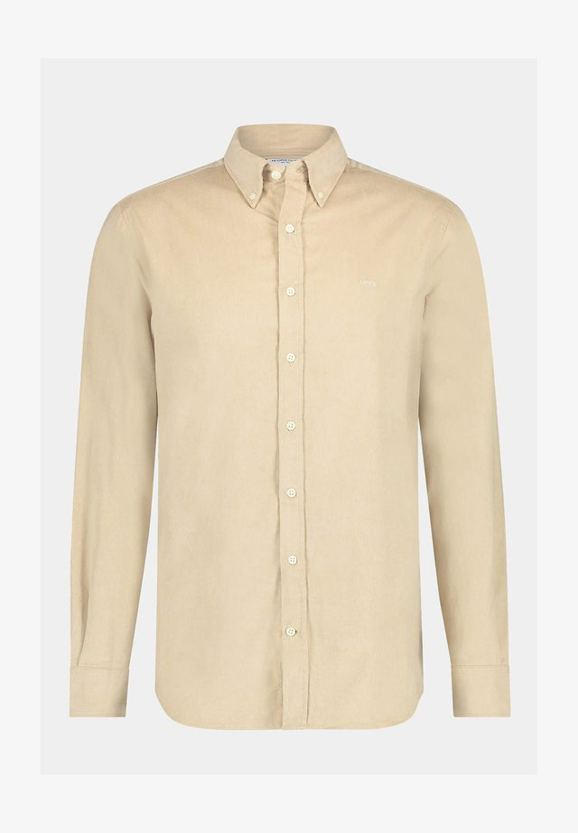 Zakelijk overhemd - sand