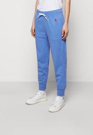 FEATHERWEIGHT - Tracksuit bottoms - harbor island blu