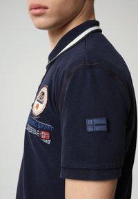 Napapijri - GANDY - Poloshirt - blu marine - 4