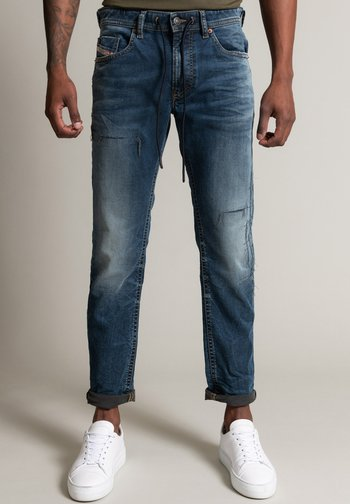 THOMMER - Jeans Tapered Fit - destroyed