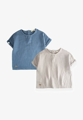 2 PACK - Blouse - grey