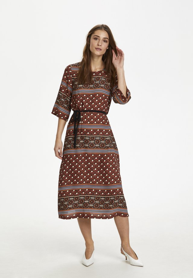 KAALDONA  - Day dress - sierra scarf aop